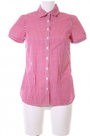 Tommy Hilfiger Kurzarmhemd pink Allover-Druck Casual-Look