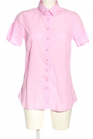 Tommy Hilfiger Kurzarmhemd pink Casual-Look