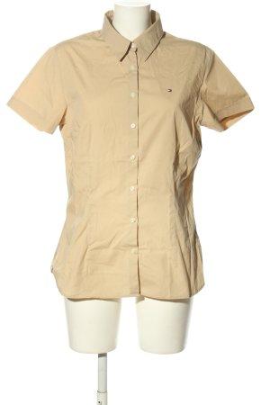 Tommy Hilfiger Camisa de manga corta blanco puro estilo «business»