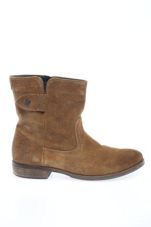 Tommy Hilfiger Krótkie buty brązowy W stylu casual