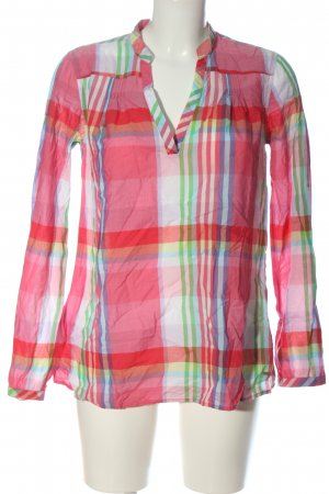 Tommy Hilfiger Langarm-Bluse Allover-Druck Casual-Look