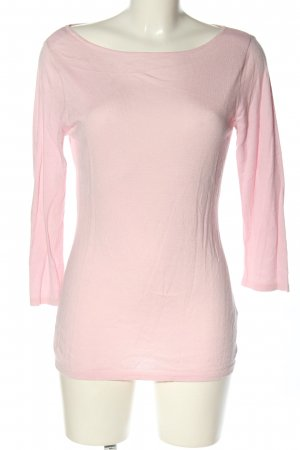 Tommy Hilfiger Langarm-Bluse pink Casual-Look