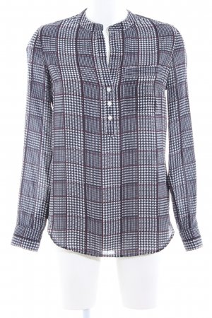 Tommy Hilfiger Long Sleeve Blouse check pattern casual look