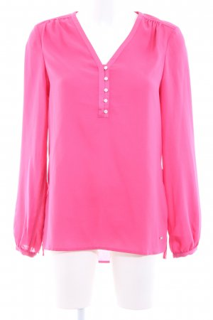 Tommy Hilfiger Long Sleeve Blouse pink casual look
