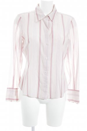 Tommy Hilfiger Langarm-Bluse Streifenmuster Casual-Look