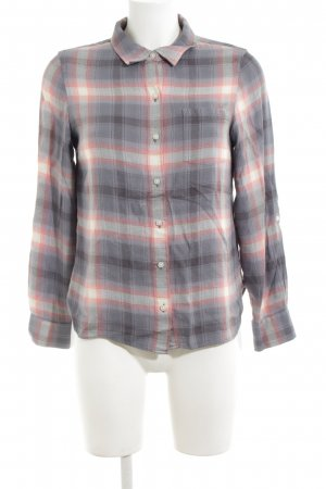 Tommy Hilfiger Langarmhemd Allover-Druck Business-Look
