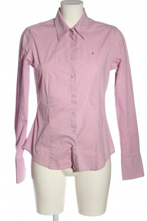Tommy Hilfiger Langarmhemd pink Casual-Look