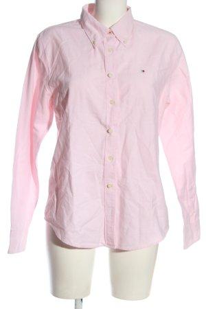 Tommy Hilfiger Langarmhemd pink Elegant