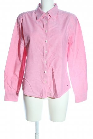 Tommy Hilfiger Long Sleeve Shirt pink business style