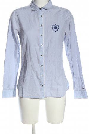Tommy Hilfiger Langarmhemd blau Business-Look