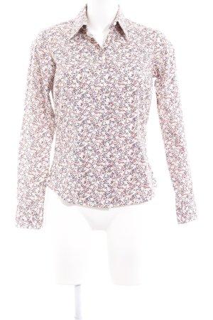 Tommy Hilfiger Langarmhemd Blumenmuster Casual-Look