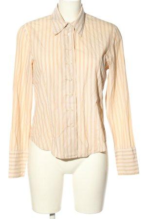 Tommy Hilfiger Chemise à manches longues crème-blanc cassé motif rayé