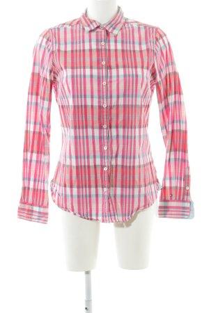 Tommy Hilfiger Camicia a maniche lunghe motivo a quadri stile casual