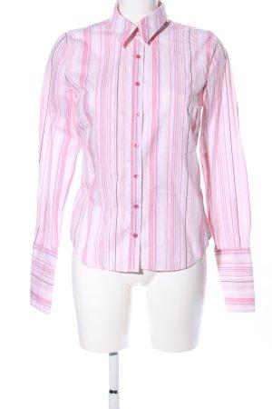 Tommy Hilfiger Shirt met lange mouwen roze-wit volledige print