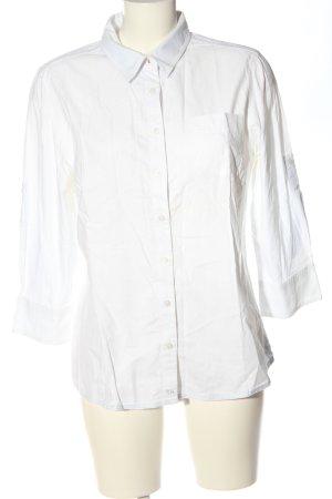 Tommy Hilfiger Camicia a maniche lunghe bianco stile casual