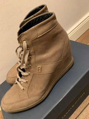 Tommy Hilfiger Leather sneakers/booties