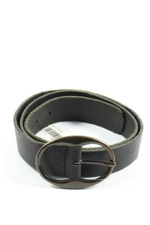 Tommy Hilfiger Ledergürtel schwarz Casual-Look