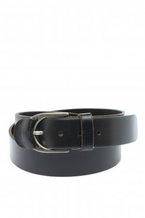 Tommy Hilfiger Leather Belt black casual look