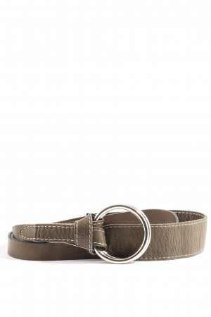 Tommy Hilfiger Cintura in ecopelle marrone stile casual