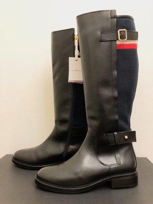 Tommy Hilfiger Bottes d'hiver multicolore cuir