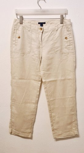 Tommy Hilfiger 3/4 Length Trousers natural white linen