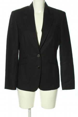 Tommy Hilfiger Long-Blazer schwarz Business-Look