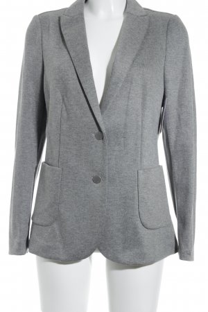 Tommy Hilfiger Long-Blazer grau Business-Look