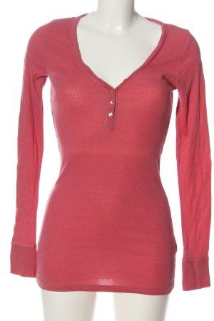 Tommy Hilfiger Koszulka z długim rękawem czerwony W stylu casual
