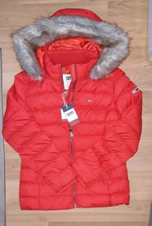 Tommy Hilfiger Down Jacket orange-red