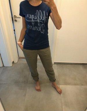 Tommy hilfiger m s t-Shirt blau Mode Blogger Fashion top