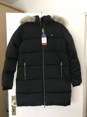 Tommy Hilfiger Down Coat black