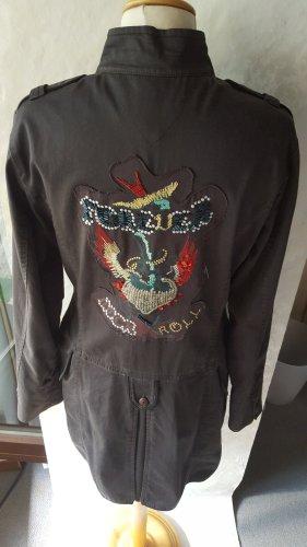 Tommy Hilfiger Mantel mit aufwändiger Stickerei