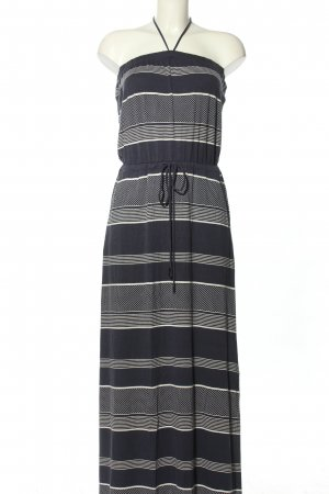 Tommy Hilfiger Maxikleid Streifenmuster Casual-Look