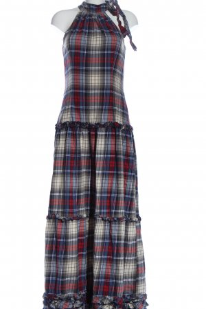 Tommy Hilfiger Maxikleid Allover-Druck Casual-Look