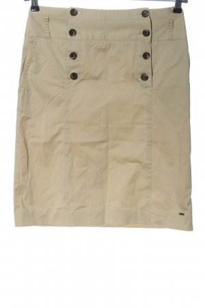 Tommy Hilfiger Bleistiftrock creme Casual-Look