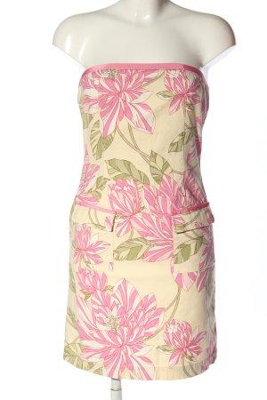 Tommy Hilfiger Minikleid Blumenmuster Casual-Look