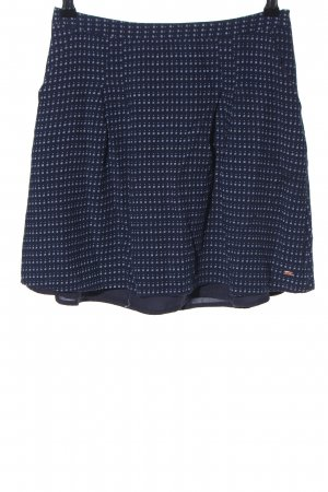 Tommy Hilfiger Miniskirt blue-white allover print casual look