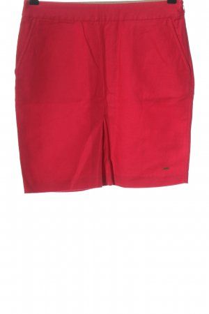 Tommy Hilfiger Minifalda rojo look casual