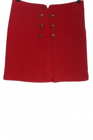 Tommy Hilfiger Minirock rot Casual-Look