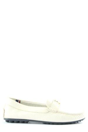 Tommy Hilfiger Mocassino bianco stile casual