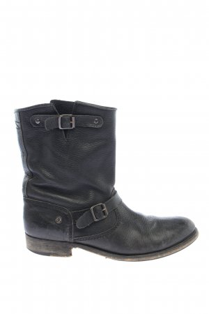 Tommy Hilfiger Biker Boots black casual look