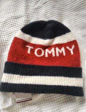 Tommy Hilfiger Fabric Hat red-blue