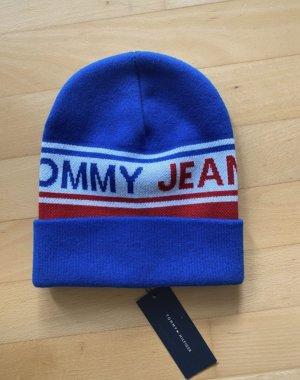 Tommy Hilfiger Cappello a maglia multicolore