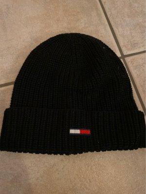 Tommy Hilfiger Cappello a maglia nero