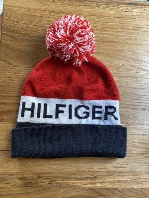 Tommy Hilfiger Chapeau en tricot multicolore