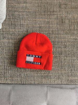 Tommy Hilfiger Mütze rot