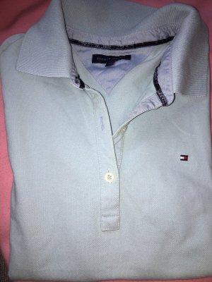 Tommy Hilfiger Shirt met korte mouwen azuur