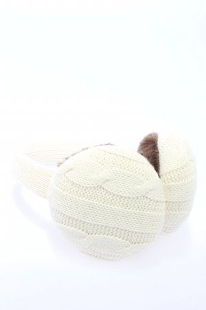 Tommy Hilfiger Earmuff white-brown casual look