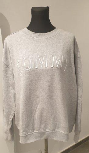 Tommy Hilfiger oversize Sweatshirt in grau gr. XL
