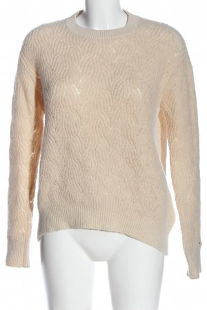 Tommy Hilfiger Oversized Pullover creme Casual-Look